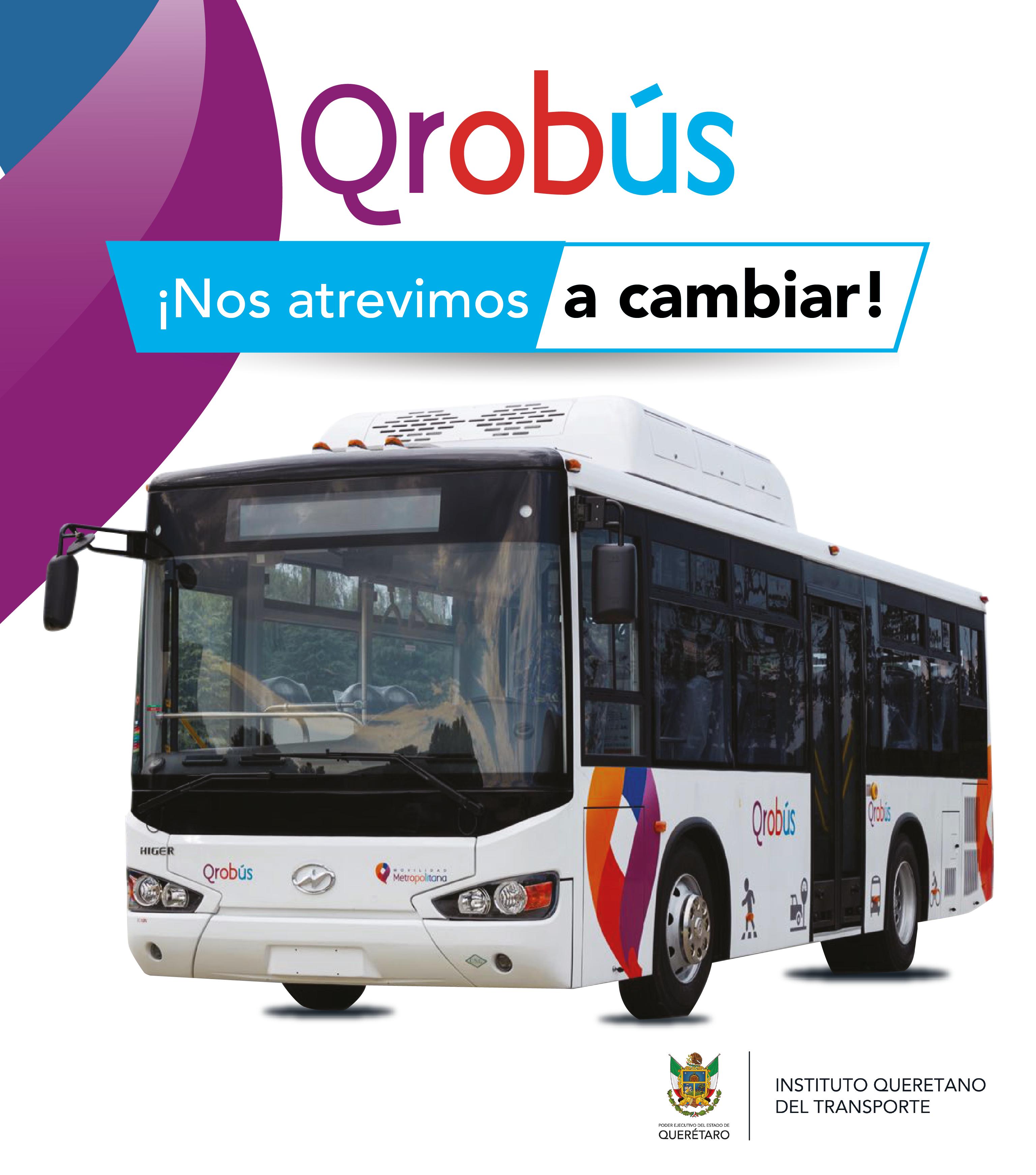 Tarjeta De Prepago Instituto Queretano Del Transporte